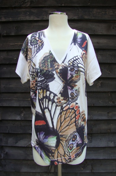 Paul Smith butterfly tee