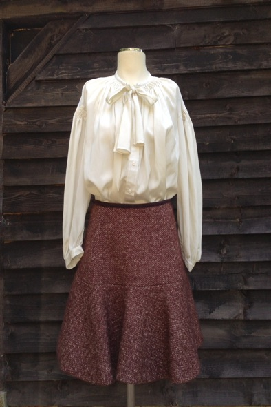 See By Chloe and Carven skirt