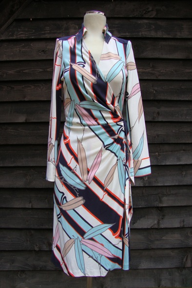 Rona DVF wrap dress