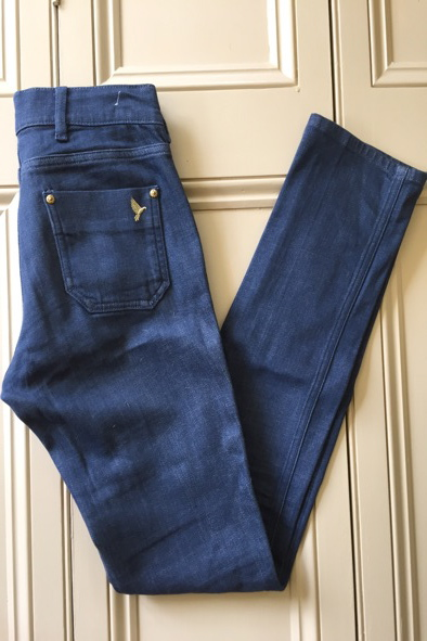 MiH blue Oslo jeans