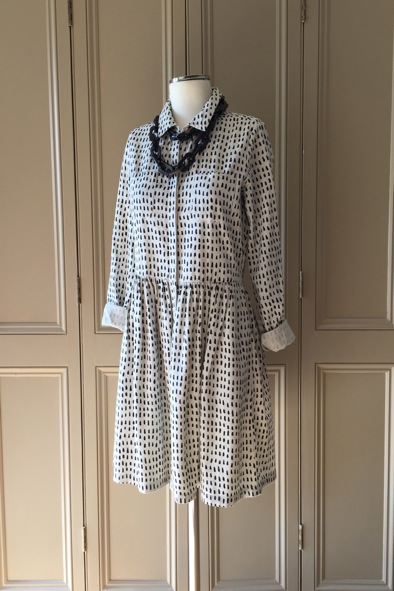 Chinti & Parker shirt dress