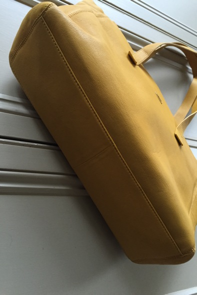 Paul Costelloe large yellow bag