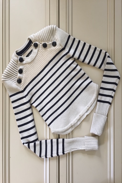 Isabel Marant merino wool stripe knit