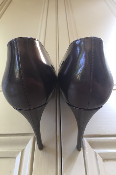 Rupert Sanderson leather heels