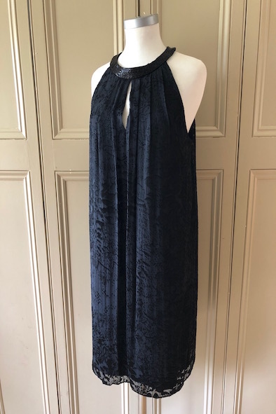 DVF Elana cocktail dress